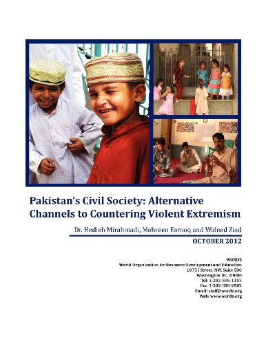 9781938058028: Pakistan's Civil Society: Alternative Channels to Countering Violent Extremism