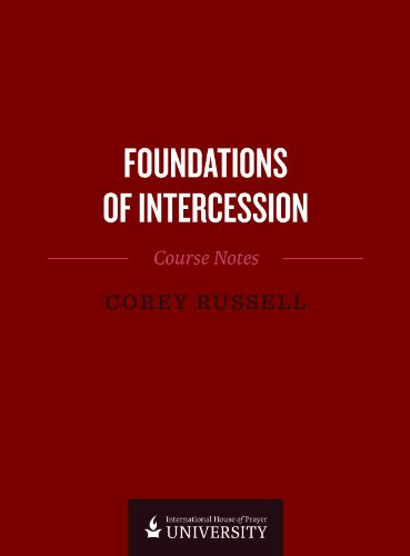 9781938060076: Foundations of Intercession (Notes)
