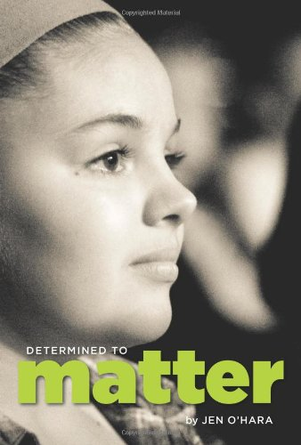 9781938063220: Determined to Matter: A Family Facing Inoperable Brain Cancer