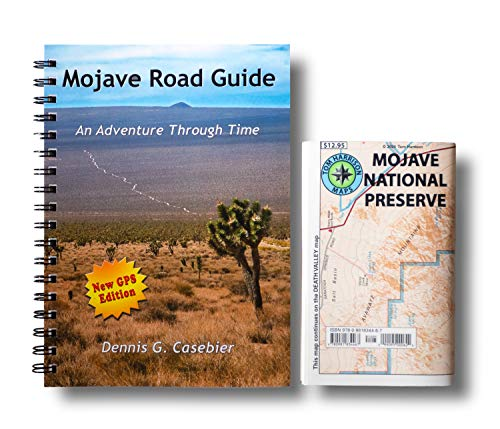 9781938072116: Mojave Road Guide - An Adventure Through Time and Map