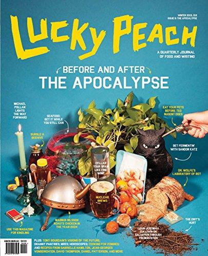 9781938073465: Lucky Peach, Issue 6