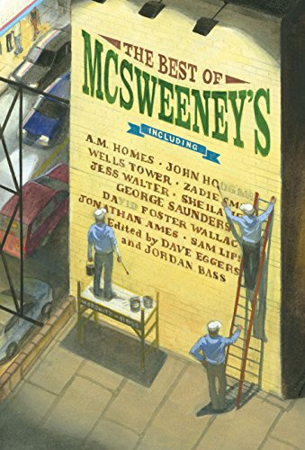 The Best of McSweeney's (Signed First U.K. Edition): Dave Eggers and Jordan Bass (editors)