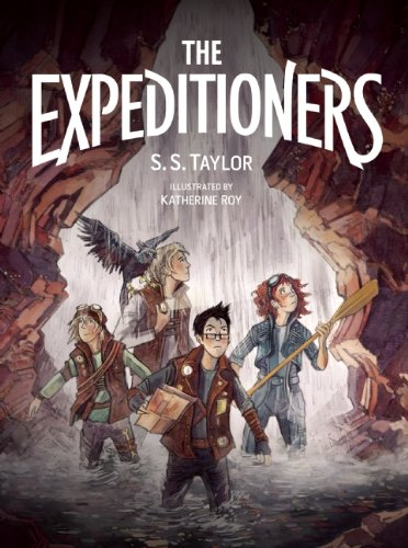 The Expeditioners and the Treasure of Drowned Man's Canyon: Taylor, S. S.