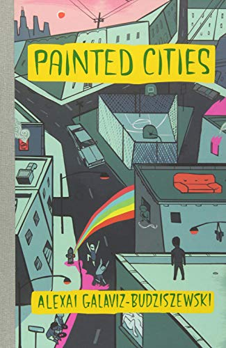 9781938073809: Painted Cities