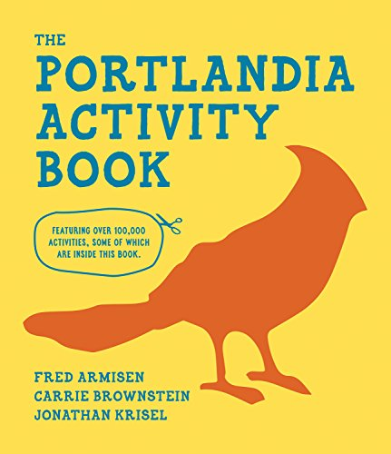 9781938073977: The Portlandia Activity Book