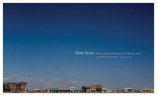 9781938086076: Main Street: Towns, Villages, and Hamlets of the Great Plains