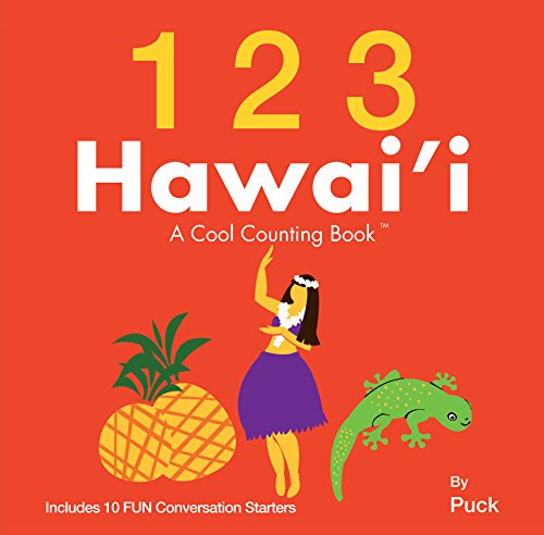 9781938093005: 123 Hawaii (Cool Counting Books)