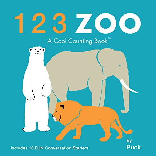 123 Zoo (Cool Counting Books): Puck