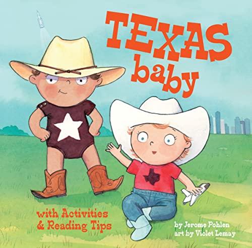 9781938093289: Texas Baby (Local Baby Books)