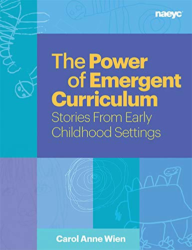 9781938113024: The Power of Emergent Curriculum: Stories from Early Childhood Settings