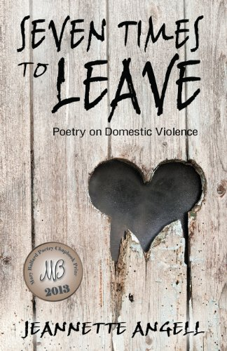 9781938150128: Seven Times to Leave: Poems