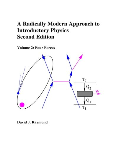 9781938159046: A Radically Modern Approach to Introductory Physics Volume 2, Second Edition: Four Fources