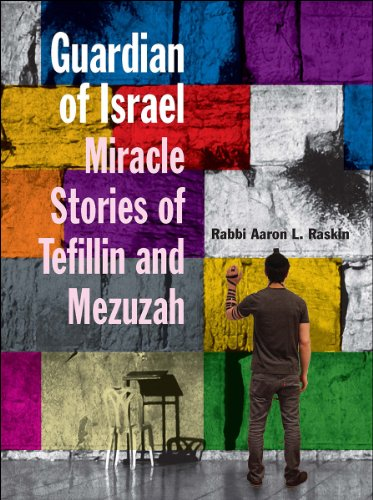 9781938163098: Guardian of Israel: Miracle Stories of Tefillin and Mezuzah