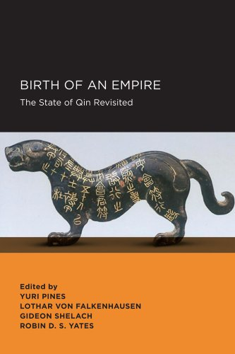 9781938169076: Birth of an Empire: The State of Qin Revisited (New Perspectives on Chinese Culture and Society)