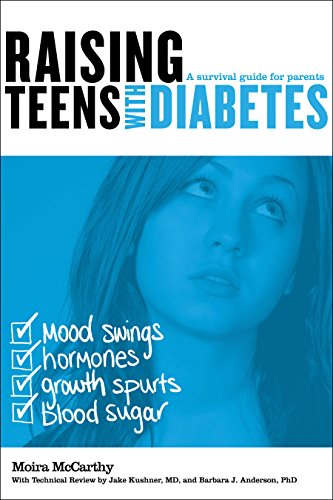 9781938170201: Raising Teens with Diabetes: A Survival Guide for Parents