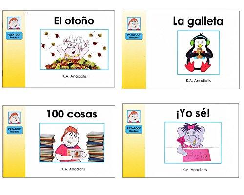 9781938195266: Spanish Leveled Reader Book Set (Grades K-1) School Days Series