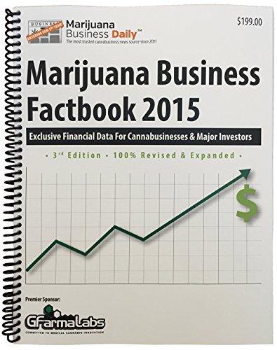 9781938219153: Marijuana Business Factbook