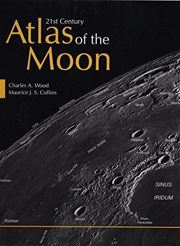 9781938228803: 21st Century Atlas of the Moon