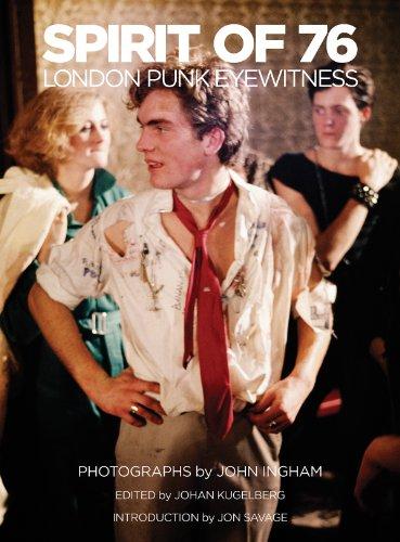 9781938265075: Spirit of 76: London Punk Eyewitness