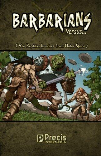 9781938270932: Barbarians Versus... RPG