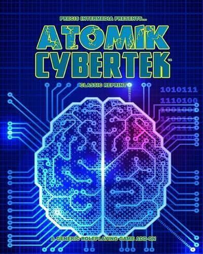 9781938270956: Atomik Cybertek (Classic Reprint)