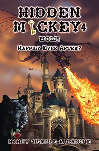 9781938319143: HIDDEN MICKEY 4: Wolf! Happily Ever After?