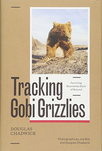 9781938340628: Tracking Gobi Grizzlies: Surviving Beyond the Back of Beyond