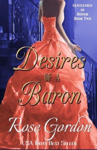 9781938352393: Desires of a Baron (Gentlemen of Honor) (Volume 2)