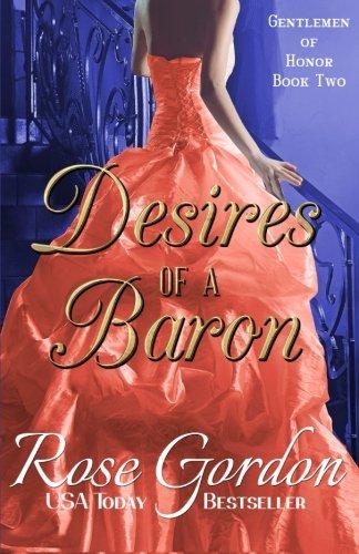 9781938352553: Desires of a Baron (Gentlemen of Honor) (Volume 2)