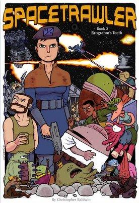 9781938384028: Spacetrawler Book 2 Brograhm's Teeth