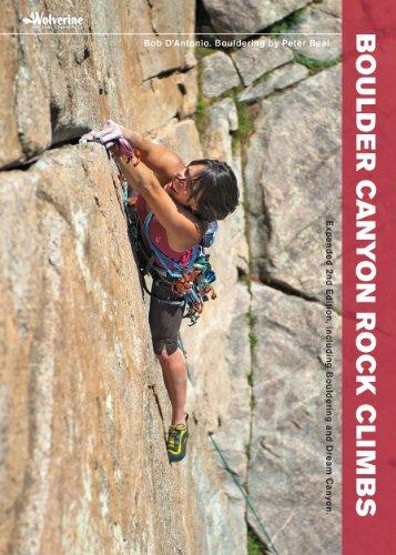 9781938393013: Boulder Canyon Rock Climbs