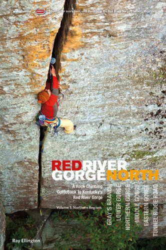 Red River Gorge Rock Climbs North: Ray Ellington