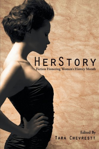 Herstory: Fiction Honoring Women's History Month: Alexandra Chauran, Angelique