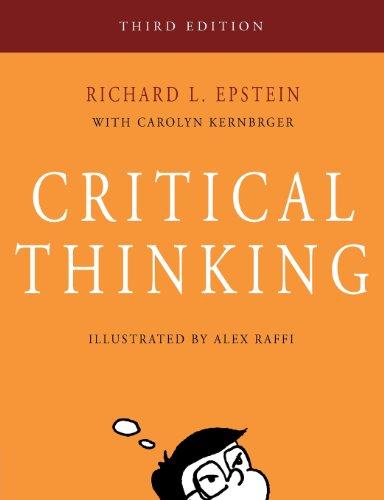 9781938421006: Critical Thinking Third Edition