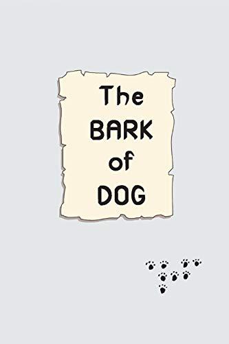 9781938421150: The Bark of Dog
