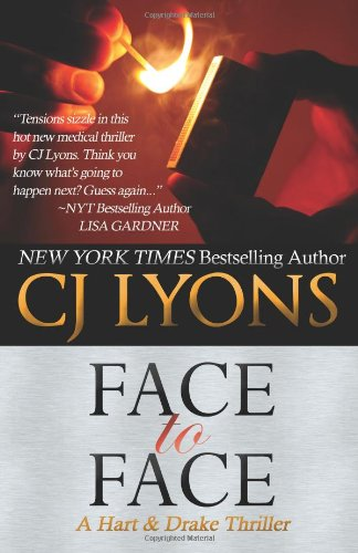 9781938426780: Face to Face (Hart and Drake #3)