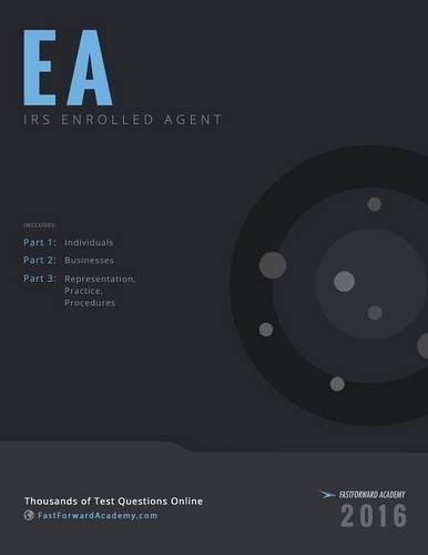 IRS Enrolled Agent Exam Study Guide 2016-2017: Rain Hughes