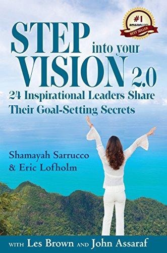 Step Into Your Vision 2.0: Shamayah Sarrucco, Les