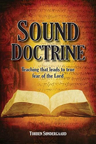 9781938526459: Sound Doctrine