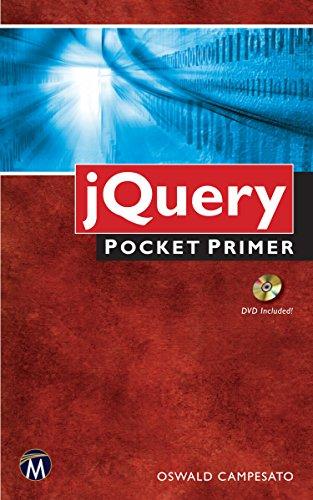 9781938549144: jQuery Pocket Primer