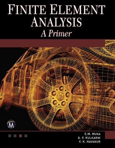 9781938549342: Finite Element Analysis
