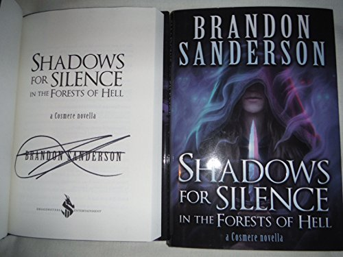 9781938570063: Shadows for Silence in the Forests of Hell / Perfect State