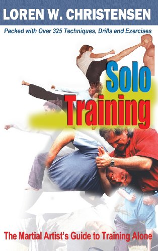 9781938585166: Solo Training: The Martial Artist's Guide to Training Alone
