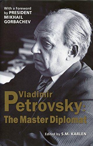 9781938599804: Vladimir Petrovsky: The Master Diplomat