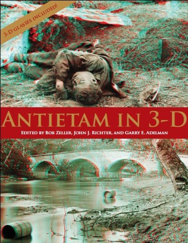 9781938600005: Antietam in 3-D