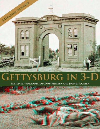 9781938600012: Gettysburg in 3-D