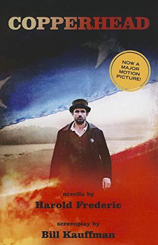 Beispielbild für The Copperhead: Novella and Movie Screenplay zum Verkauf von Book Outpost