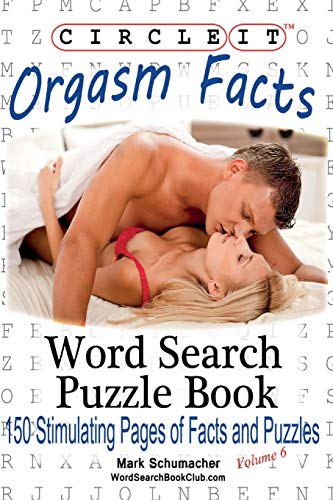 9781938625190: Circle It, Orgasm Facts, Word Search, Puzzle Book