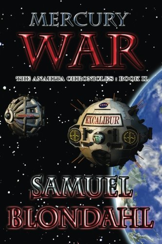 9781938634314: Mercury - War: The Anahita Chronicles (Volume 2)