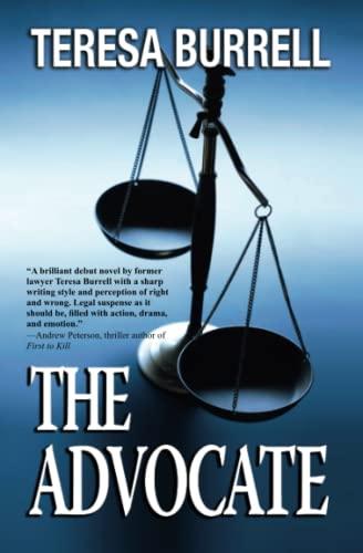 9781938680038: The Advocate: Volume 1